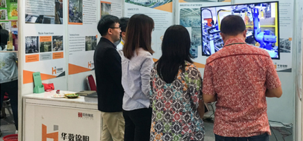 Huashu Jinming attended ALL PACK Jakarta Indonesia, aiming at Southeast Asia packaging logistics market
